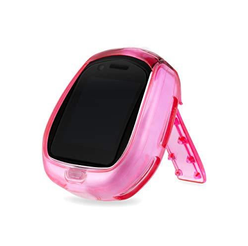 Image 8 - Little Tikes Smartwatch pour enfants Tobi le Robot avec caméras, vidéos, jeux et activités – Rose