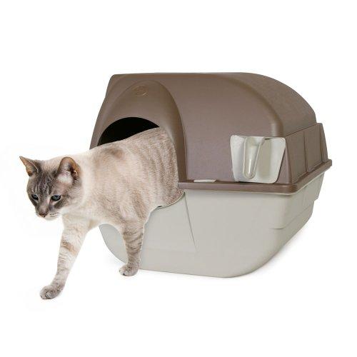 Omega Paw | Roll'n Clean | Zelfreinigende kattenbak