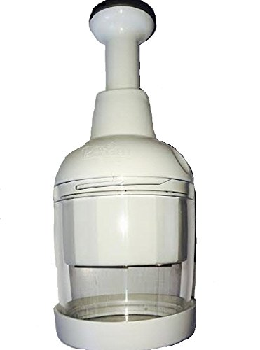 The Pampered Chef Food Chopper (#2585)-White