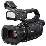 Panasonic X2000 4K Professional Camcorder with 24x Optical Zoom, WiFi HD Live Streaming, 3G SDI...