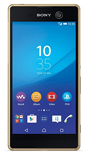 Sony Xperia M5 - Smartphone Android (Pantalla de 5' Full HD,...
