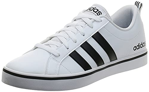 Adidas Pace Vs Aw4594, Zapatillas Hombre, Blanco (Footwear White/Core Black/Blue 0), 42 EU