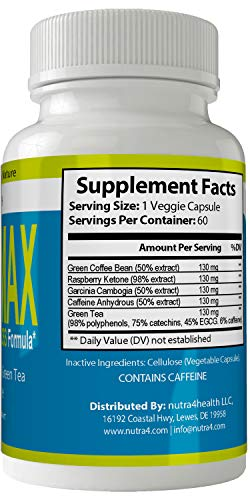 Proven Max Weight Loss Pills (3 Bottle Pack) Advanced Diet Supplements Loss Keto Burn Capsules Extra Strength Metabolism Supplement 4
