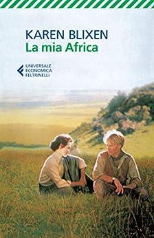La mia Africa Book Cover