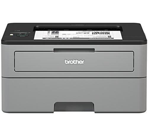 Brother Compact Monochrome Laser Printer, HL-L2350DW, Wireless...