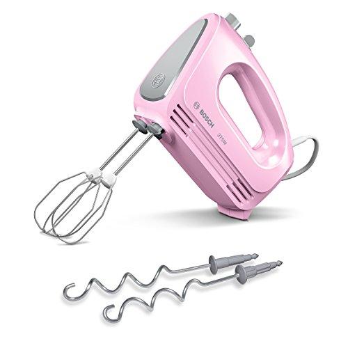 Bosch MFQ2210K Handrührer, Clever Mixx Fun, 375 W, gentle rosa