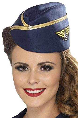 Smiffys Air Hostess Hat