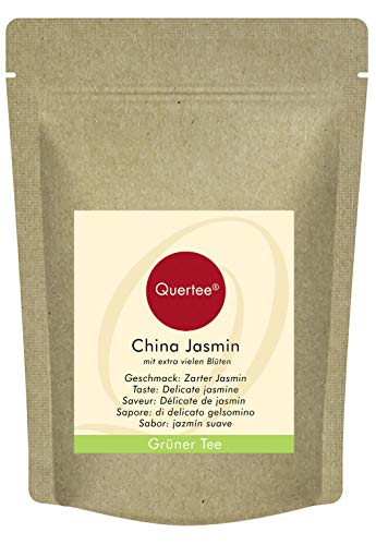 Quertee® - Té verde - té de jazmín de China Riche en flo