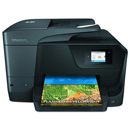 HP OfficeJet Pro 8710 All-in-One Wireless Printer, HP...
