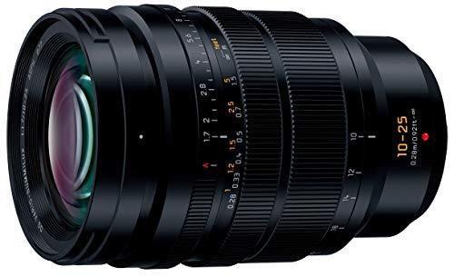 パナソニック 大口径標準ズームレンズ マイクロフォーサーズ用 ルミックス LEICA DG VARIO-SUMMILUX 10-25mm/F1.7 ASPH. ブラック H-X1025