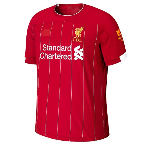 Melcom Dri Fit Football Jersey for Men (Liverpool, X-Large)