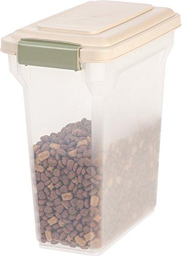 IRIS Premium Airtight Pet Food Storage Container,...