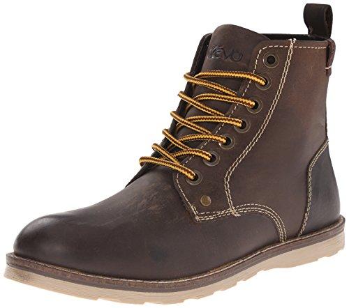 Crevo Men's Ranger, Dark Brown Leather, 10.5 M US