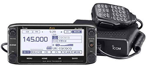 ICOM ID-5100D (50W) 144/430MHzデュアルバンドデジタルトランシーバー