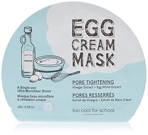 Too Cool for School Crema de huevo antiporos máscara 28 ml