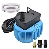 Pool Cover Pump Above Ground Sump Pumps 850GPH Water Removal With 3...