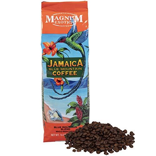 Magnum Exotics Jamaican Blue Coffee Blend