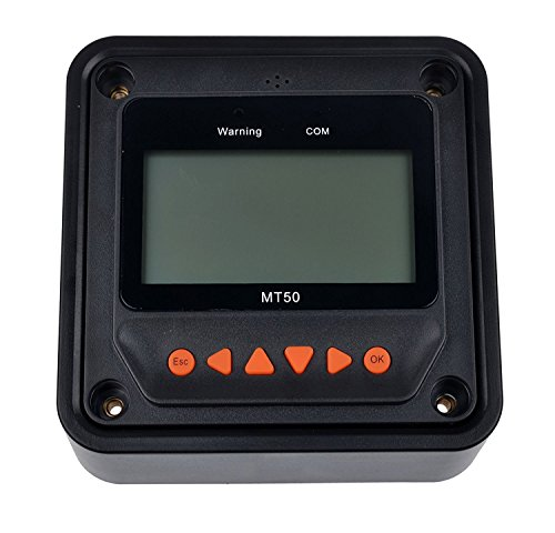 Y&H 20A MPPTソーラーチャージコントローラー12V/24V LCD充電コントローラー DC100V パネル バッテリレギュレータ Tracer 2210A Series ソーラー コントローラー