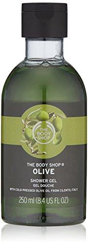 The Body Shop Olive Shower Gel, Paraben-Free Body...