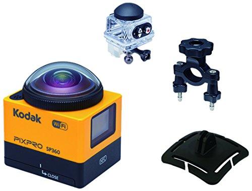 デイトナ(DAYTONA) Kodak PIXPRO SP360アクションカメラ オートバイセット SP360-DTN 90380