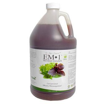 1 Gallon EM-1 Microbial Inoculant