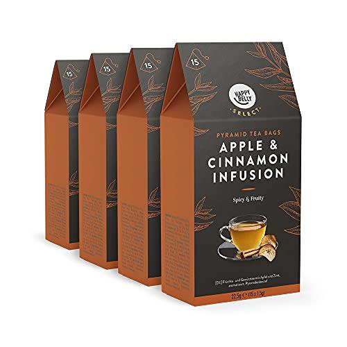 Marca Amazon - Happy Belly Select - Bolsitas de té de hierb