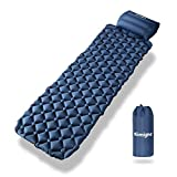 Tomight Matelas de Camping Gonflable, Coussin d'air...