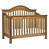 DaVinci Jayden 4-in-1 Convertible Crib in Chestnut, Greenguard Gold Certified