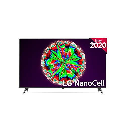 LG 49NANO806NA - Smart TV 4K UHD NanoCell 123 cm (49')...