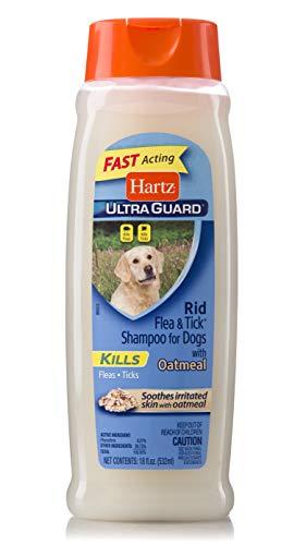 Hartz UltraGuard Rid Flea & Tick Oatmeal Dog...