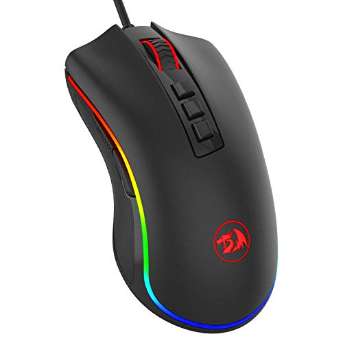 M711 Cobra Gaming Mouse Review