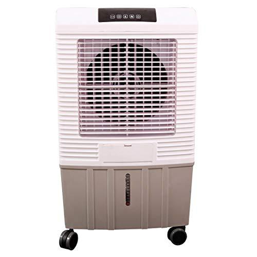 Hessaire MC26A Portable Evaporative Cooler, Humidifier, 2100 Cubic FPM, Cools 950 Sq. Ft., 2.5 GPH