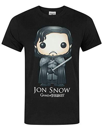 Hombres - Vanilla Underground - Game Of Thrones - Camiseta (L)