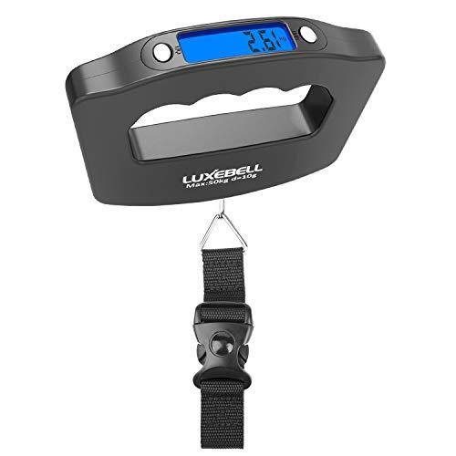 Luxebell Pèse Bagage Electronique Maximum 50 kg Balance numérique...