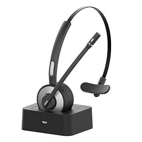 Willful M98 Bluetooth Headset Wireless Headset...