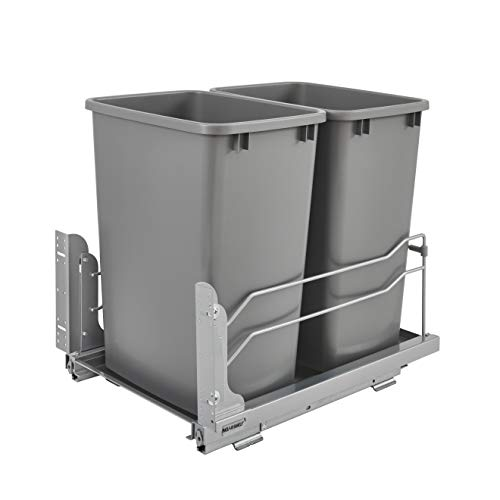 417xp aHrvL - Best 15 Under Sink Trash Cans Reviews 2020
