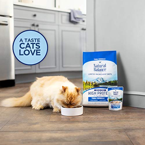 Product Image 5: Natural Balance L.I.D. Limited Ingredient Diets High Protein Dry Cat Food For Adult Cats, Tuna Formula, 11-Pound