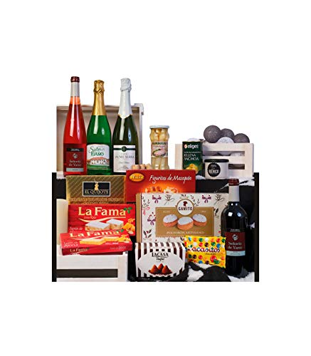 Cestas de navidad Gourmet Lote 1