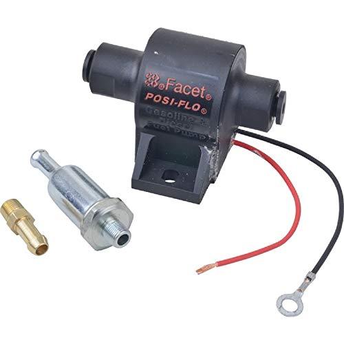 Solid State Fuel Pump New POSI-FLO 12V, 1-2Psi, 24' Min Dry Lift, 15 GPH 60246N