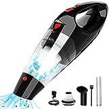 VacLife Handheld Vacuum, Car Vacuum Cleaner Cordless, Red (VL188-N)
