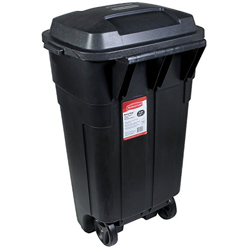 Rubbermaid Roughneck Heavy-Duty Wheeled...