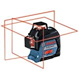 Bosch GLL3-300-RT 360 Degrees Three-Plane Leveling and Alignment-Line Laser (Renewed)