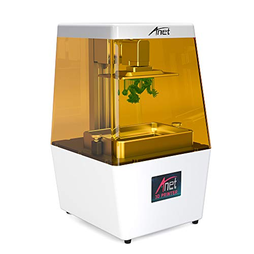 JAEDO LCD 光造形式 3D プリンター Anet N4 停電リカバリ機能 タッチパネル