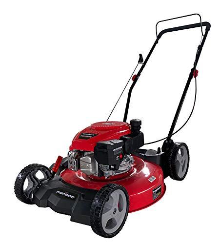 PowerSmart DB8621CR 21' 2-in-1 170cc Gas Push Lawn Mower