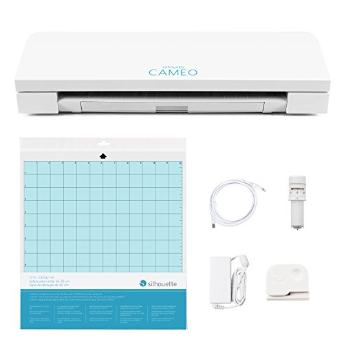 Silhouette SILHOUETTE-CAMEO-3-4T   Wireless Cutting Machine -...
