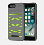 Under Armour UA Protect Arsenal Case for iPhone 7 Plus/8 Plus (5.5inch) - Grey/Green - In Retail Packaging