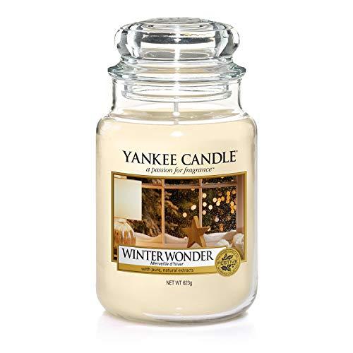 Winter Wonder di Yankee Candle, Giara Grande