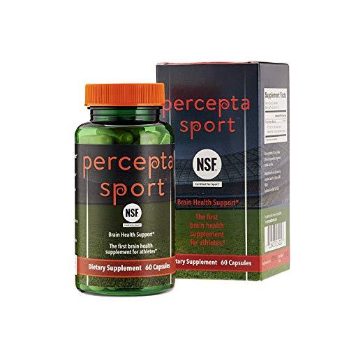 Percepta Sport Brain Supplement for Athletes - Natural...