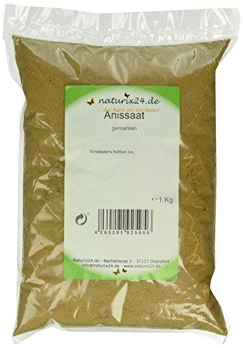 Naturix24 Anis gemahlen, 1er Pack (1 x 1 kg)