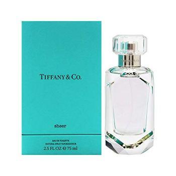 4. Tiffany & Co Eau De Toilette